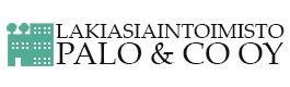 Lakiasiaintoimisto Palo & Co Logo